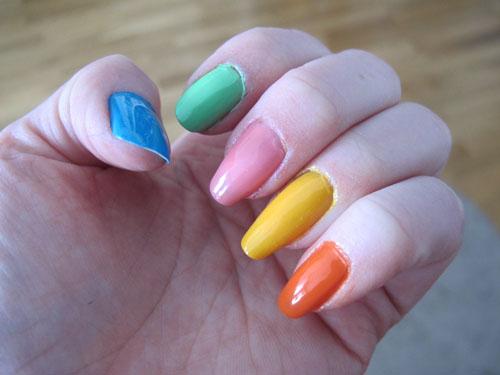 nagellackfarg